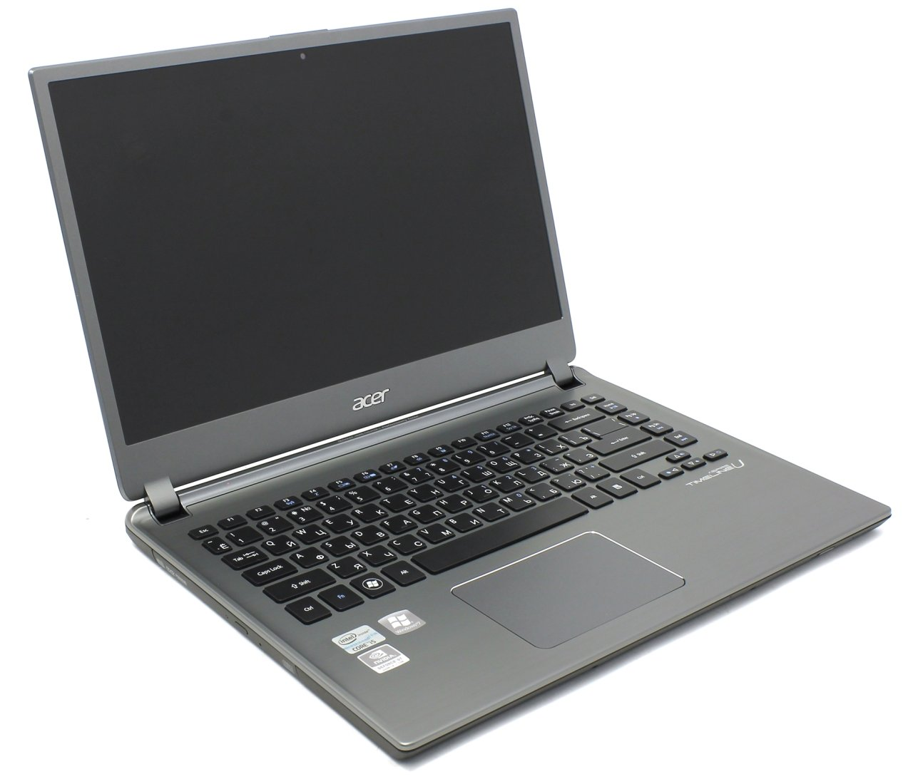 Acer Aspire M5-481T NVIDIA Graphics Driver FREE