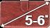 Универсальные (диагональ 5-6