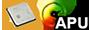 Процессоры AMD APU с мощной видеокартой