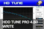 HDD Tune Pro 4.60 Write