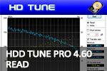 HDD Tune Pro 4.60 Read