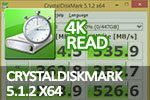 CrystalDiskMark 5.1.2 x64 4K read