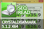 CrystalDiskMark 5.1.2 x64 Seq read