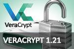 VeraCrypt 1.21
