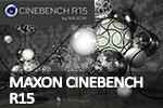 MAXON Cinebench R15 CPU Test