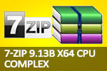 7-Zip 9.13b x64 Benchmark Complex CPU Test