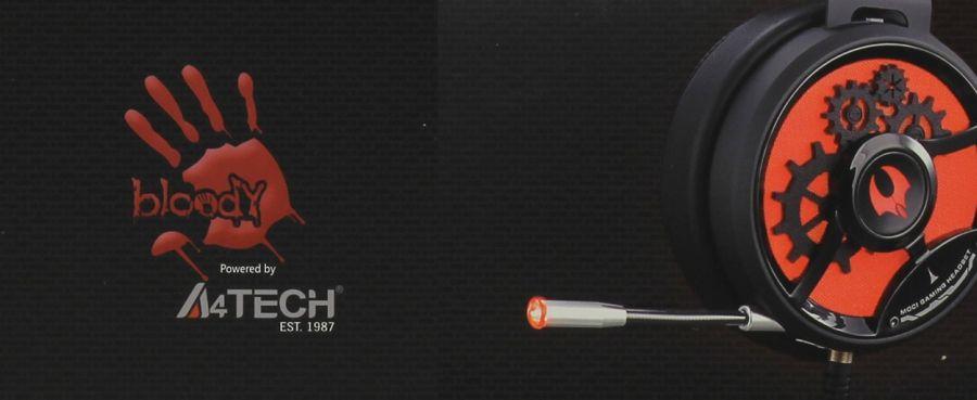 Самые популярные наушники A4Tech