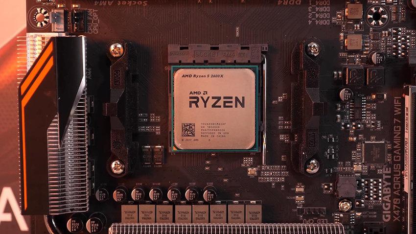 Intel Core i5-9400F против AMD Ryzen 5 2600X