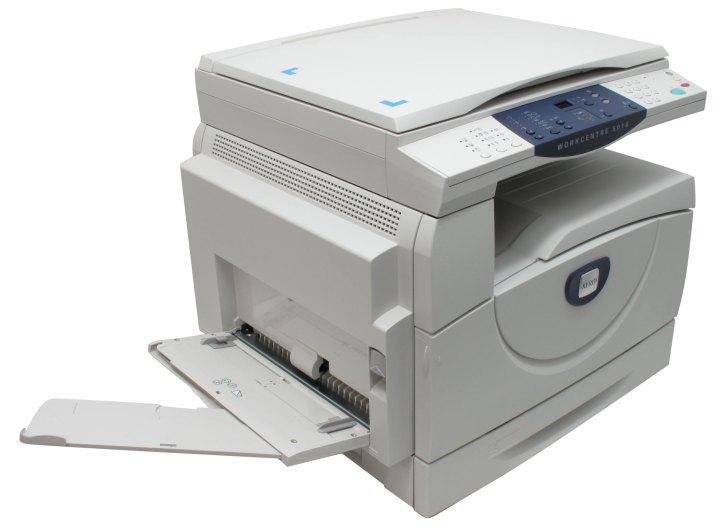 Xerox workcentre 5016 5020 драйвер скачать