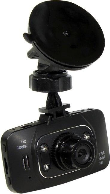 Видеорегистраторы автомобильные DIGMA Видеорегистратор DIGMA FreeDrive 104 черный - фото 2
