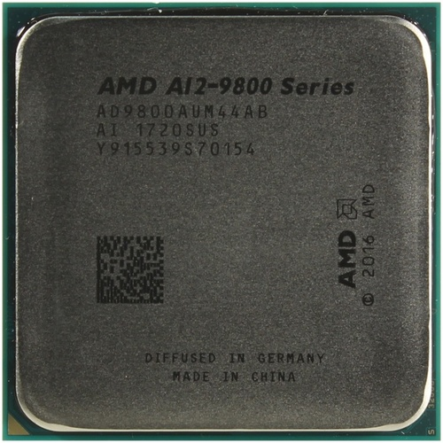 A12-9800 APU with Radeon R7 Series