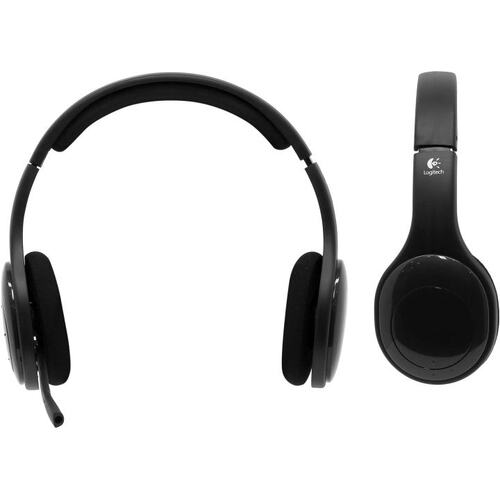 Bluetooth-гарнитура <b>Logitech</b> Wireless <b>Headset</b> H800 Black ...