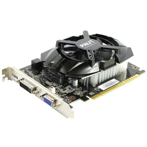 Видеокарта Palit GeForce<sup>®</sup> GTX 650 1 Гб GDDR5
