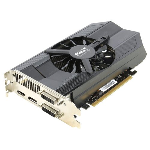 Видеокарта Palit GeForce<sup>®</sup> GTX 650 Ti Boost 1 Гб GDDR5 OEM