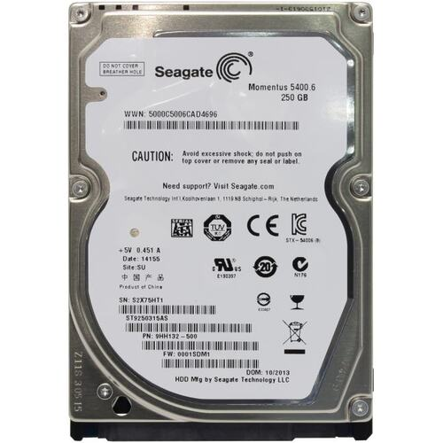 Ƹ����� ���� Seagate 5400.6 ST9250315AS 250 ��