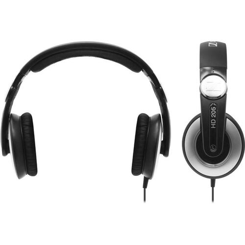 Наушники Sennheiser HD 205 Black bff6429db3493