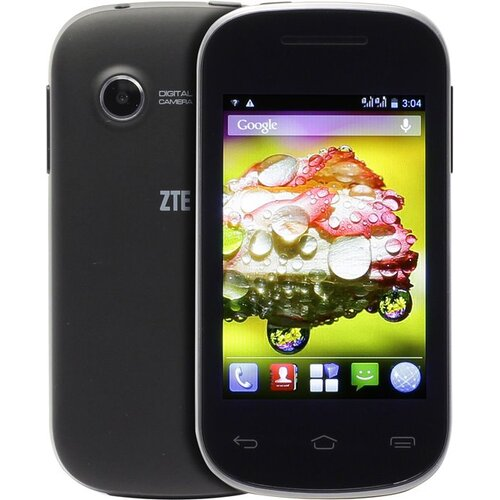 Zte v795 black 1ghz 512mbram 3 5 320x480 3g bt wifi gps tv 4gb